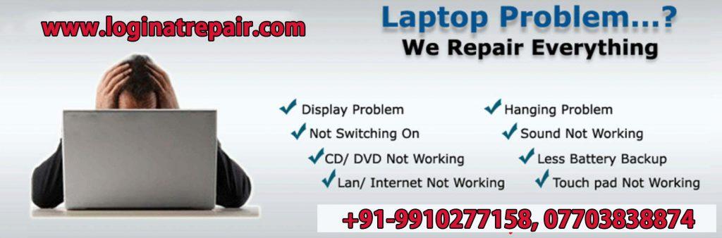 Laptop Repairing Services in Delhi NCR